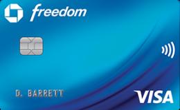 Chase Freedom (CF) 信用卡[2020.7更新:开卡送$200+第一年超市5%返现]