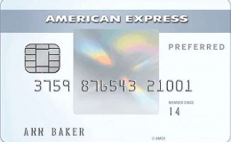 American Express EveryDay Preferred (EDP) 信用卡