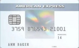 American Express EveryDay (Amex ED) 信用卡