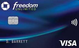 Chase Freedom Unlimited (CFU) 信用卡[2020.7更新: 开卡送$200+首年超市5%返现]