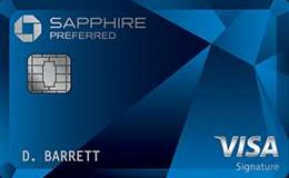 Chase Sapphire Preferred(CSP)信用卡