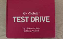 免费T-Mobile 热点设备+免费30天(30GB)服务+包邮