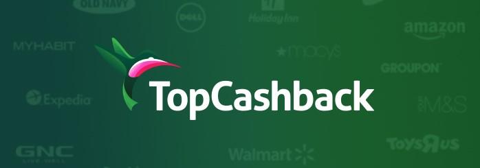 Topcashback返利网