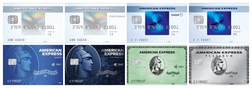 Amex信用卡